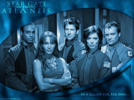 StarGate: Atlantis 02 by FrostB
