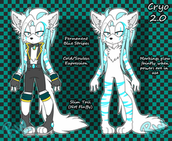 Cryo 2.0 Reference by ValentineBites