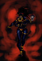 Kali by kenomatic