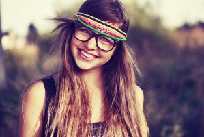 hipster girl by Zuziensk