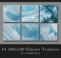 44 100x100 Glacier Textures by VacantBeauty