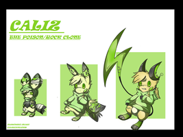 caliz oficial reference by Pikachim-Michi