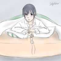 Bed Time Ciel by LKeiko