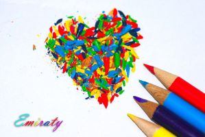 Color of my love by Emiraty