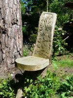Fairy seat finished by arbortechuser