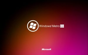 windows metro wallpaper by rgontwerp