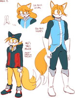 PH!Tails and cousins by General-RADIX