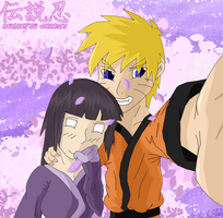 NaruHina Wedding contest by DensetsuShinobi