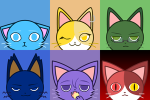 Generation of Meowricles by FlooffyFighter