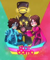 Starbomb by Homiboo