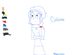 Collette by heyarnold13