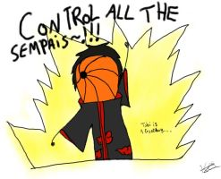 Tobi-CONTROL ALL THE SEMPAIS by Kimaruuww