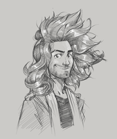Dan Hair by devpose
