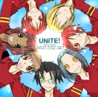 HP:UNITE by tofu04