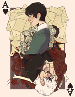 Tokyo Ghoul Print by Bitley