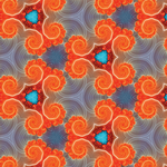 Seamless Pattern in Illustrator by lazunov
