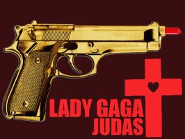 Make-Up, Not War - Judas by Lady GaGa by anoanoanoano