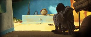 The Darjeeling Limited - Still study 01 by joslin