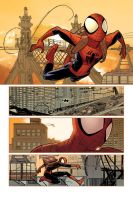 Ult. Spiderman Annual 3.06 by JohnRauch