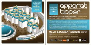 TIPPER APPARAT FLYER 09 by skeamworkshop