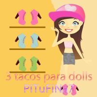 Zapatos para dolls by PiTuFiNa7