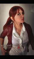 Resident Evil Revelations 2 - Claire Redfield by Queen-Stormcloak