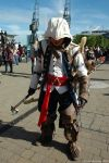 Connor Kenway by ArcaneArchery