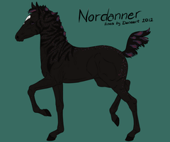 Nord foal 1751 by Sorrel-Feather