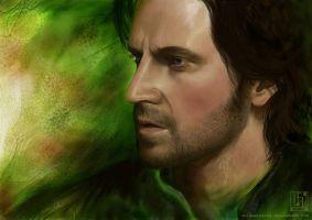 Richard Armitage by EternaLegend