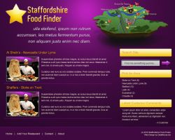 Staffordshire Food Site by datamouse