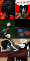 Adventures With Jeff The Killer - PAGE 25 by Sapphiresenthiss