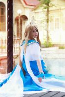 Belldandy - Always waiting for you by Rinoa-Ulti