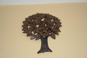 selmade tree from clay by ingeline-art