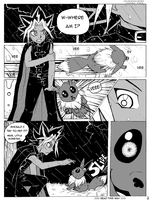 P2 Legends (fan comic commission) by ColorMyMemory