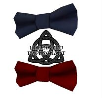 Doctor Who Eleventh's Bowtie Papercraft2 by HellswordPapercraft
