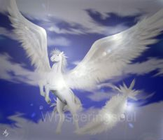 Pegasus by WhisperingSoul