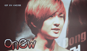 Onew Gif by FallenCrown