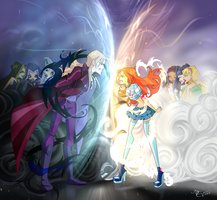 Winx club. 3 SEASON. by EvaVein