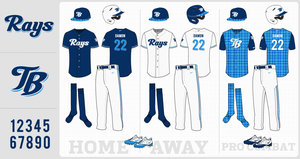 Baseball Uniform Template by Addicted2Chaos