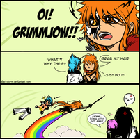 BLEACH: Grab My meme of WTFLOL by blackstorm
