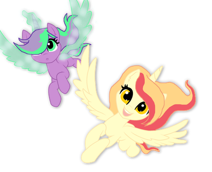 Flying Skies by mymolly123