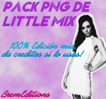 Little Mix Png by BremBiebs