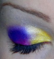 purple blue and gold by nicolec1986