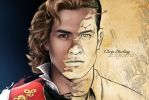 Les Miserables 2014 - ENJOLRAS by Sheridan-J