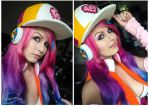 Arcade Miss Fortune by Kinpatsu-Cosplay