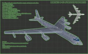B-52 Stratofortress Factsheet by 171Scorpia