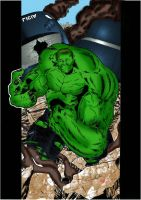 hulk cnp color by robertcheli