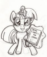 Twi and a book (better) by MadderMike