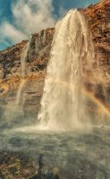 Seljalandsfoss by PatiMakowska
