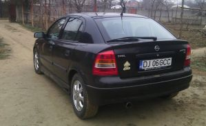 My car: Opel Astra G-CC 2002 by CapraruConstantin